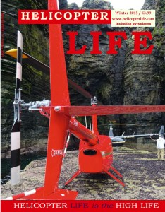 Helicopter Life Winter 2016 cover