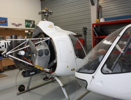 These Cabri G2s are now back in New Zealand after being used on tuna boats